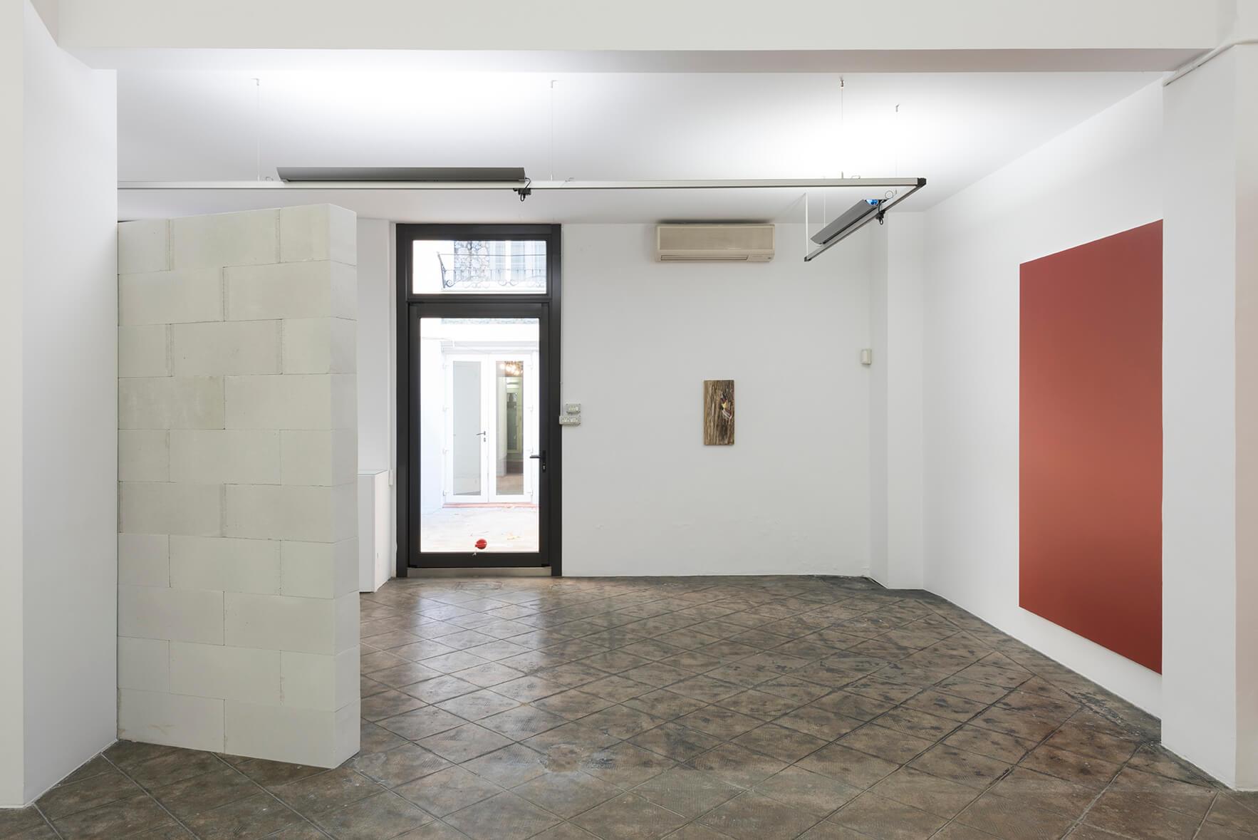 Installation view: Pieter Vermeersch, ProjecteSD | Pieter Vermeersch | ProjecteSD