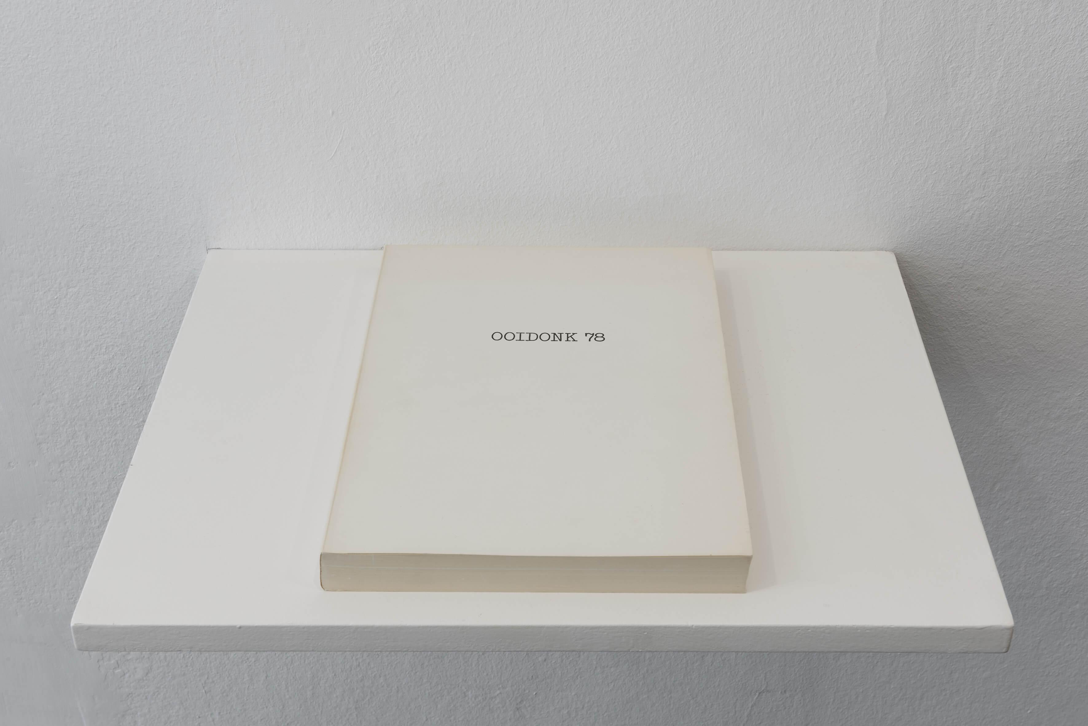 Ooidonk 78. Belgische kunst, 1969 – 1977 | Espace Perdu_Chapter 1 | ProjecteSD