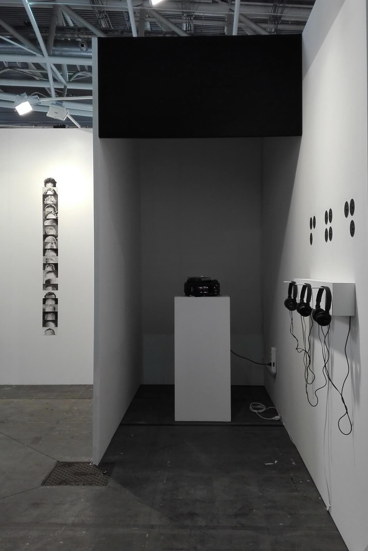 Installation view: ProjecteSD, Booth PF09   ARTISSIMA 2016   ProjecteSD