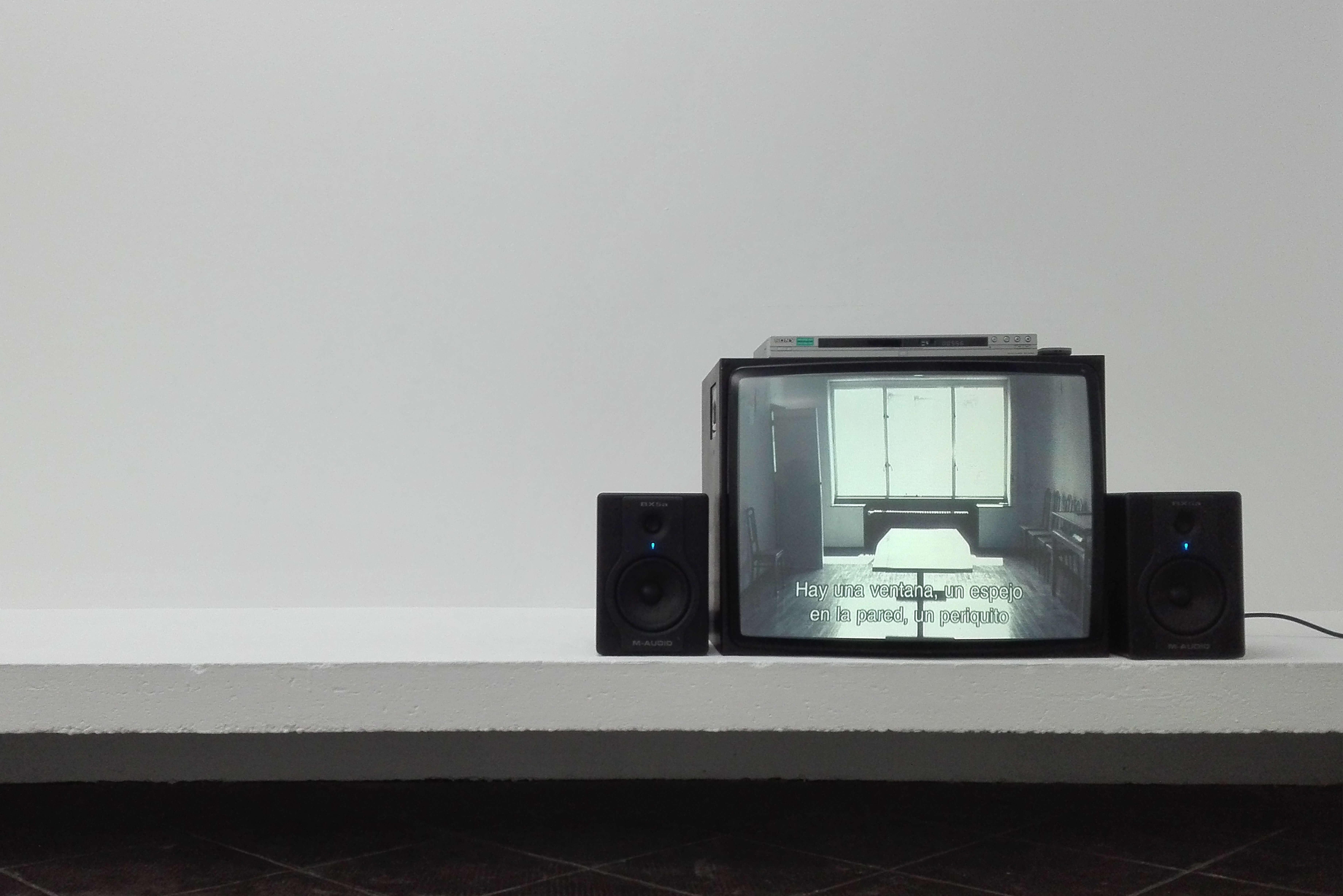 DORA GARCÍA. Film (Hôtel Wolfers), 2007 | Accrochage #2: Escritura Nocturna | ProjecteSD
