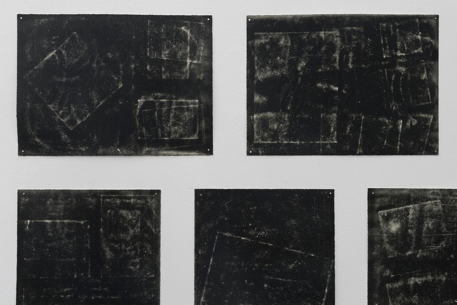 IÑAKI BONILLAS. Escritura Nocturna, 2015 (Detail) | Accrochage #2: Escritura Nocturna | ProjecteSD