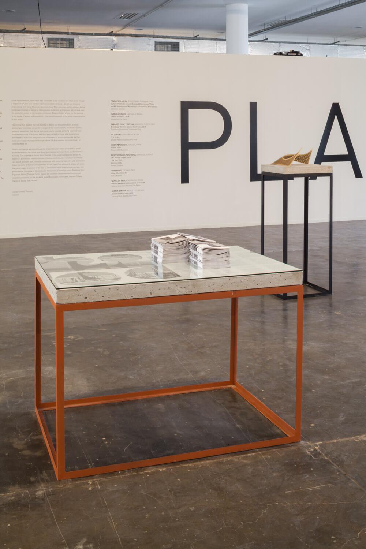 Installation view: ProjecteSD, Open Plan | SP ARTE 2016 | ProjecteSD