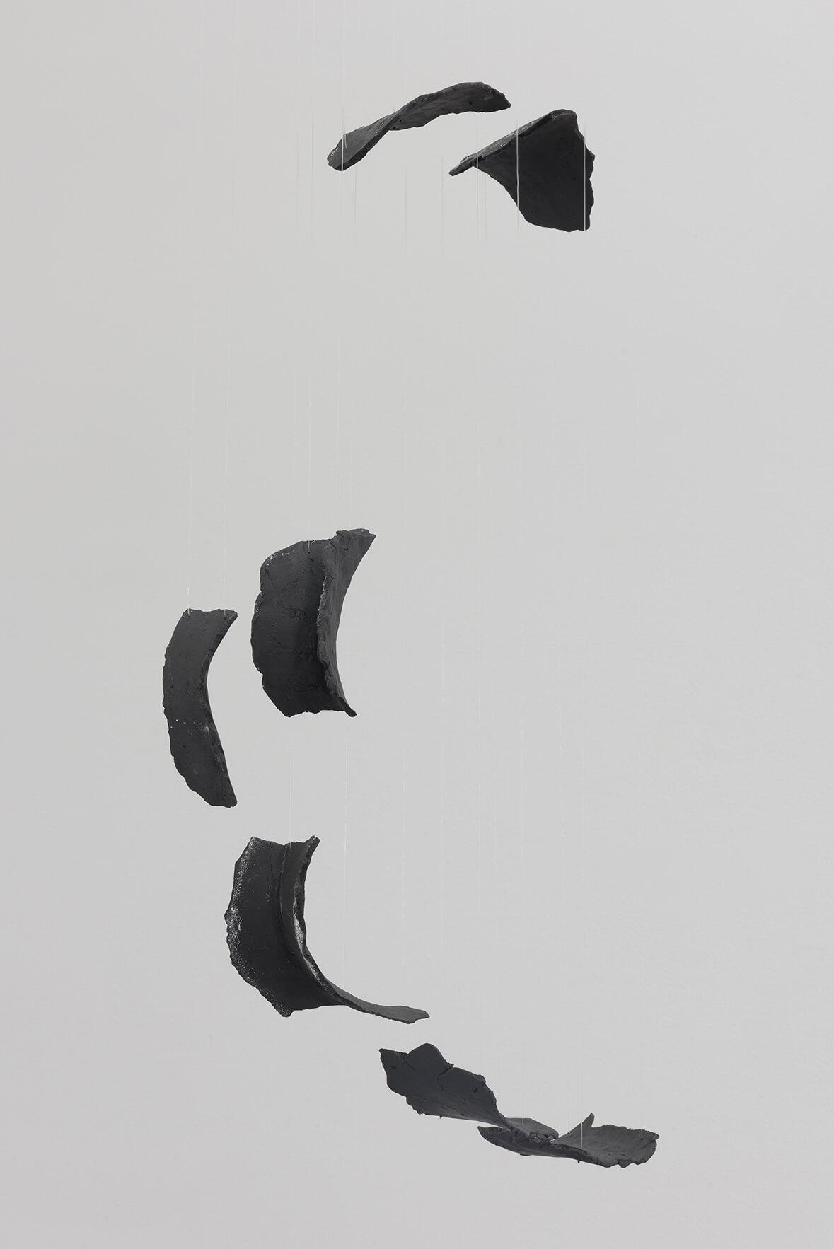 PATRICIA DAUDER. Broken Wave Detachment, 2010 | Accrochage #2: Escritura Nocturna | ProjecteSD