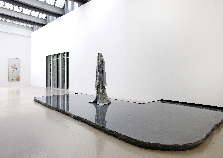 Installation view: À dos de cheval avec le peintre, Institut d'art contemporain, Villeurbanne/Rhône-Alpes, 2014 |  | ProjecteSD