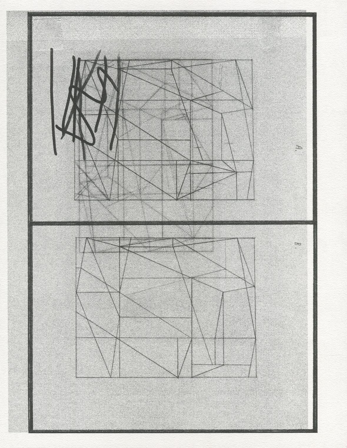 Zeichnungen 6, 2015      ProjecteSD