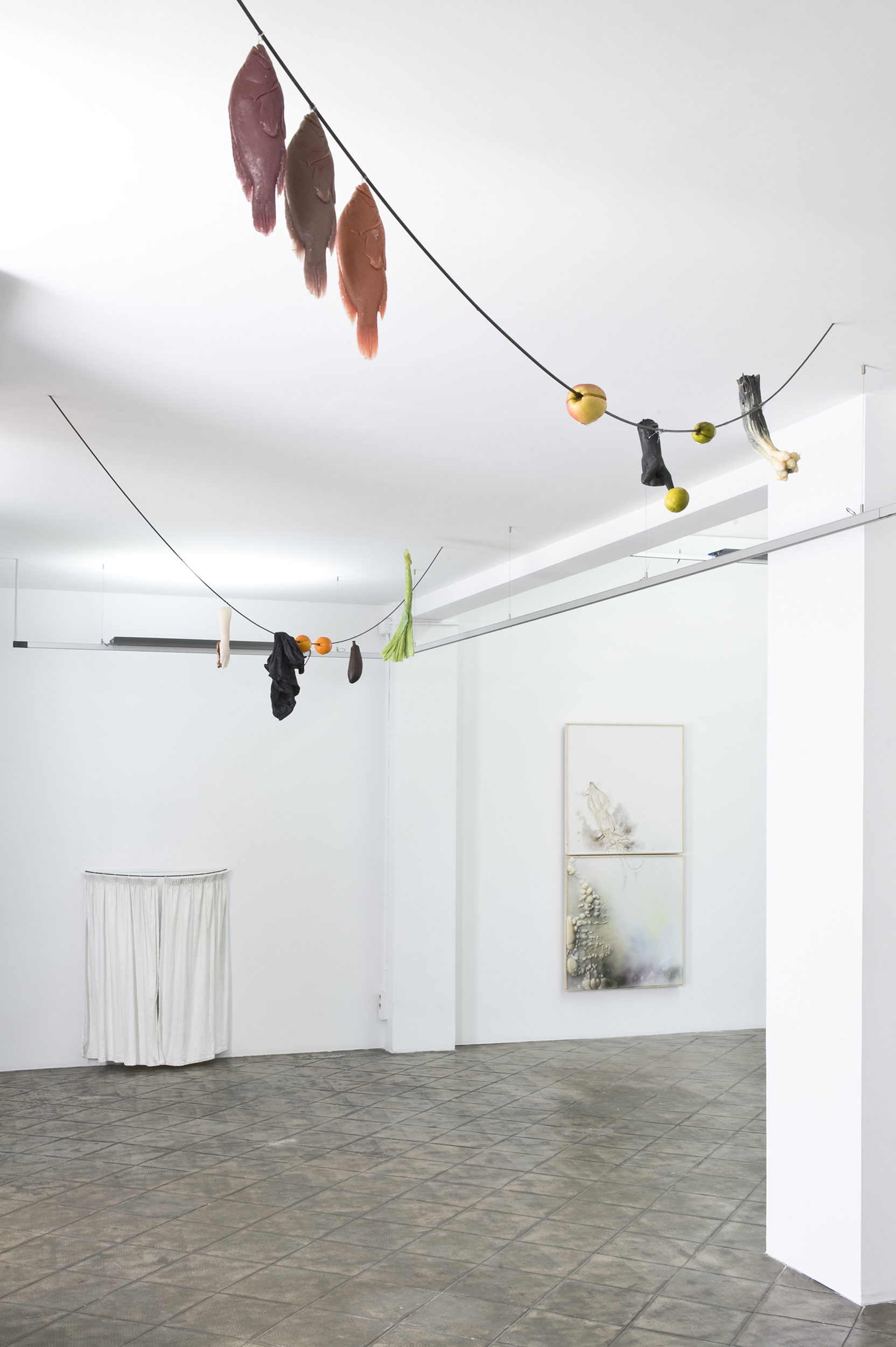 Installation view: The Constant Repetition of False, ProjecteSD, Barcelona, 2013 |  | ProjecteSD