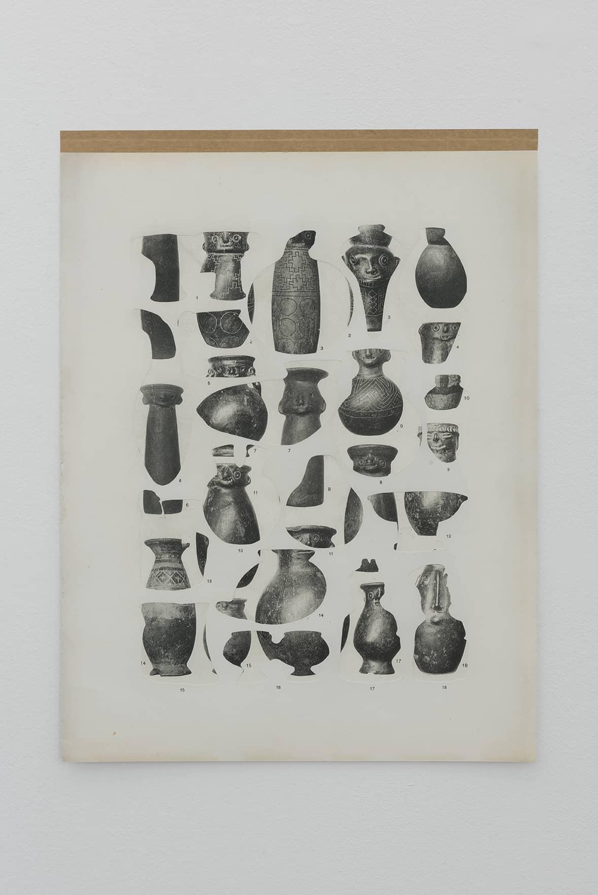 Geodesia y antropometría (vasijas), 2016 |  | ProjecteSD