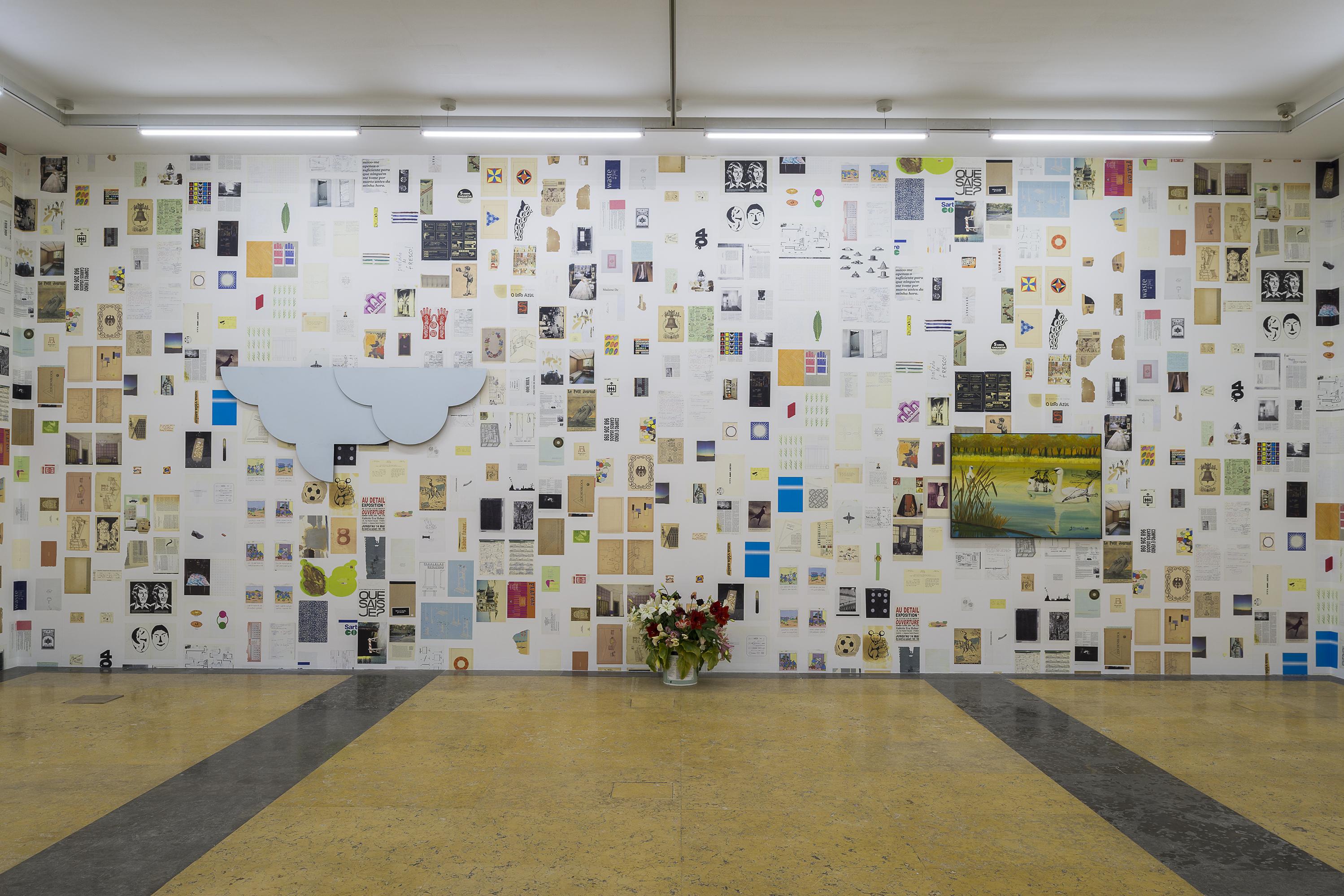Installation view: Ana Jotta – Cassandra, Culturgest Porto, 2016 |  | ProjecteSD