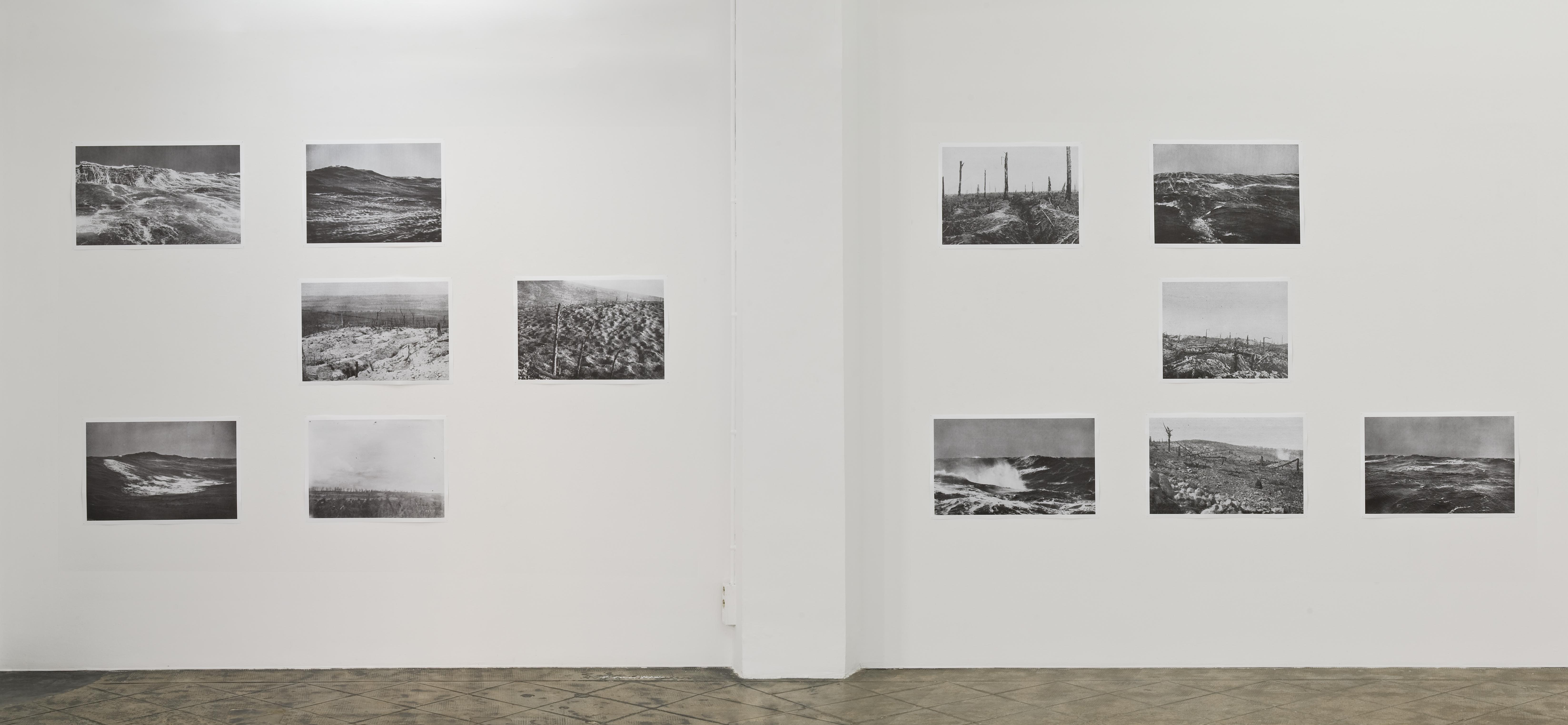 Installation view: Immer noch Sturm (Still Storming), ProjecteSD, Barcelona, 2012 |  | ProjecteSD