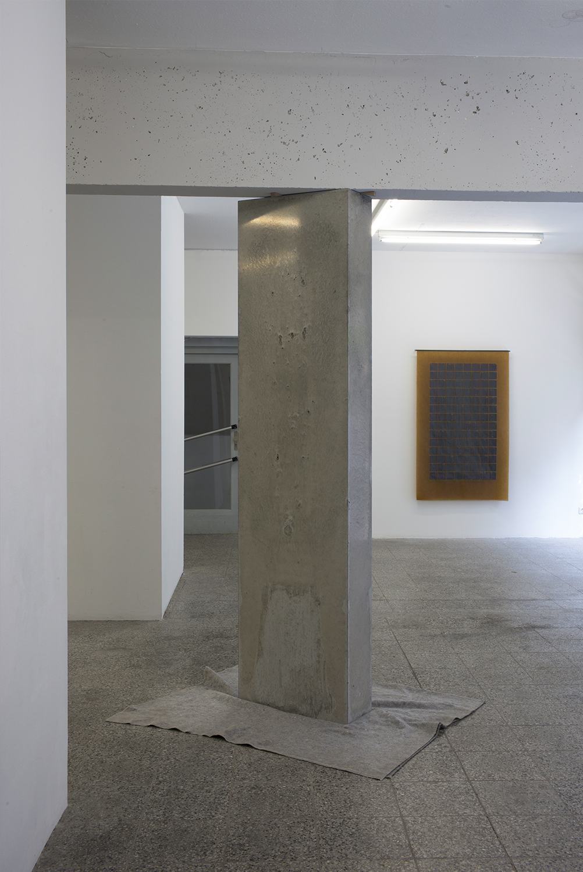Installation view: Judith Fegerl und Christoph Weber, Kunstverein Leipzig (KV) |  | ProjecteSD