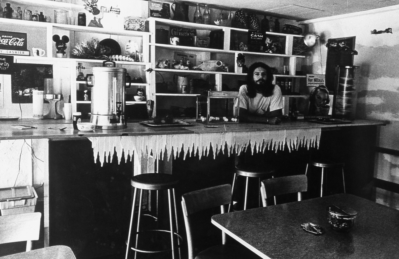 Al's Cafe interior      ProjecteSD