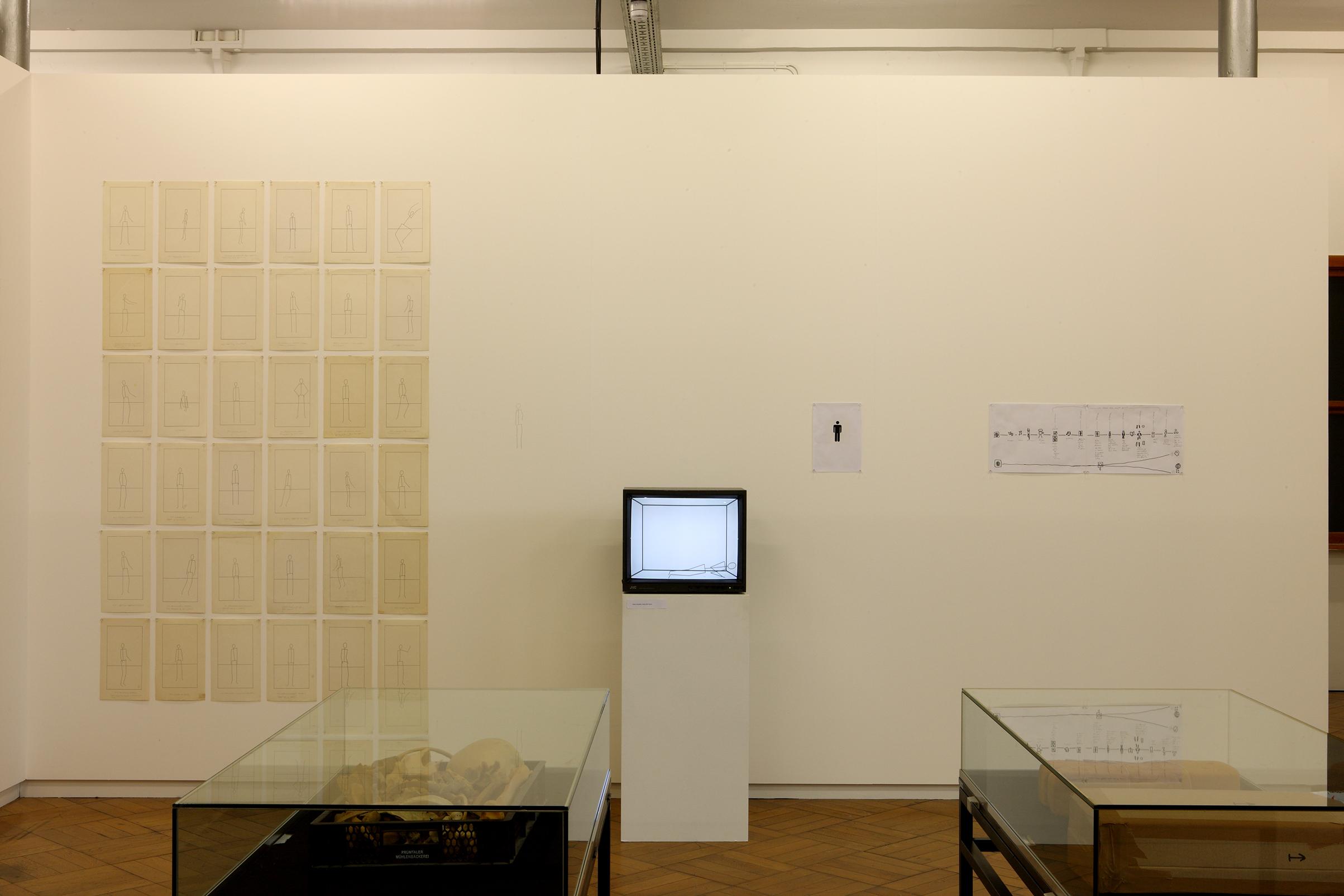 Intallation view: Matt Mullican, STUK Artcenter Leuven, 2009 |  | ProjecteSD