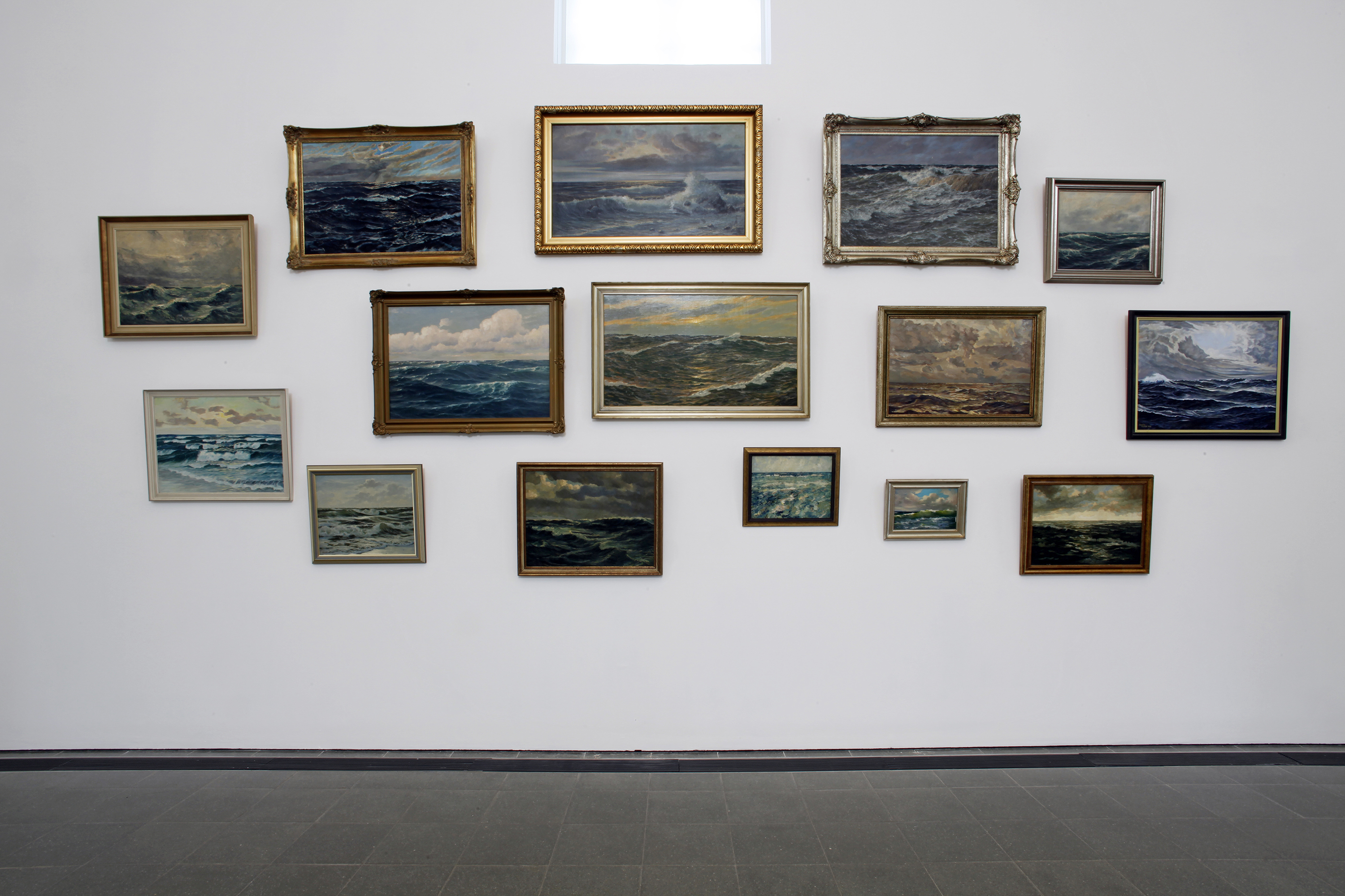 Sea Paintings, n.d. |  | ProjecteSD