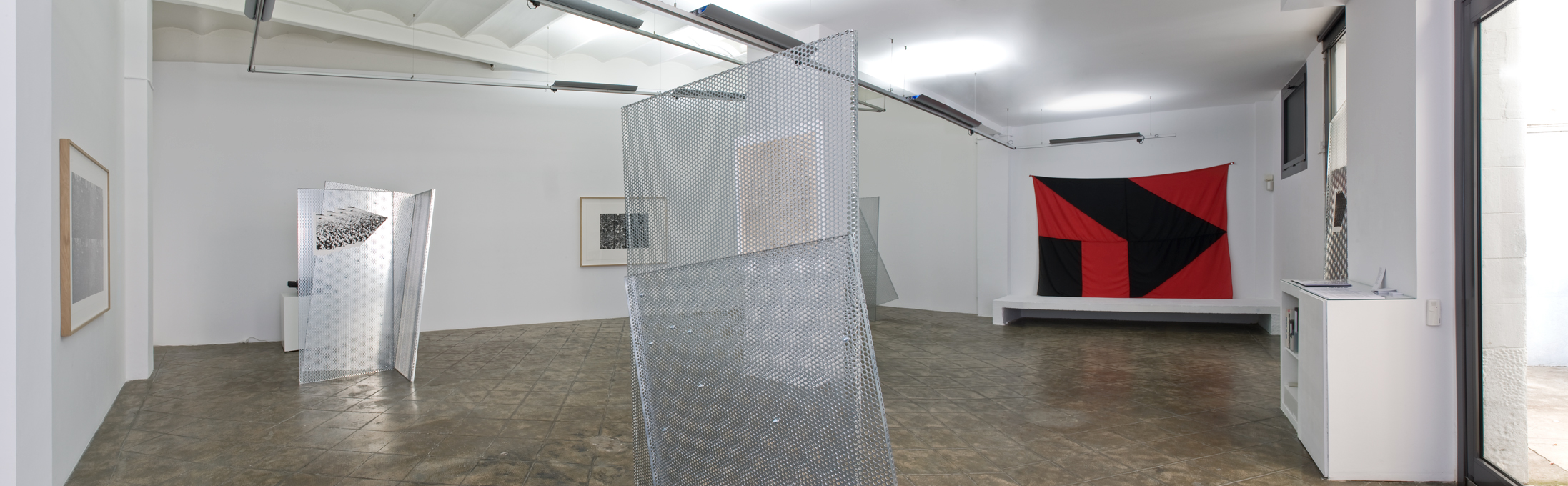 Installation view: Asier Mendizabal, 2012, ProjecteSD, Barcelona |  | ProjecteSD