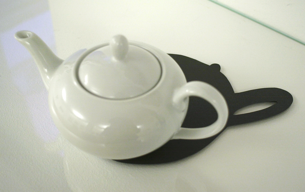 Tea Pot with Shadow, 2007 |  | ProjecteSD