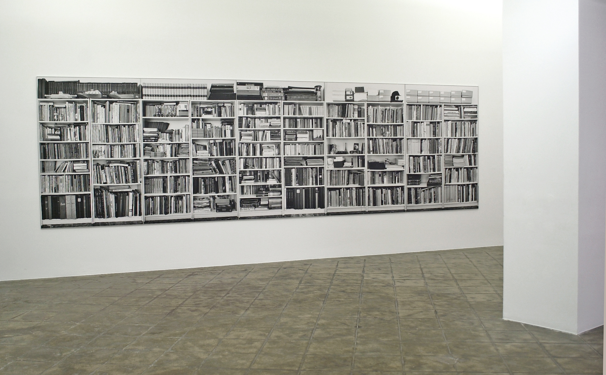 Bookshelves, 1999 |  | ProjecteSD