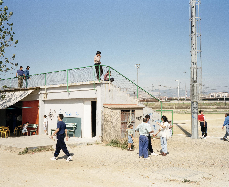 Sin Título. De la serie Domingos, 1994-1997 |  | ProjecteSD