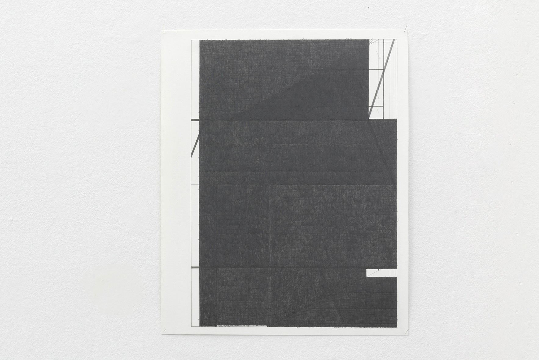 A Drawing Placed Between Two Objects, 2016 | A Drawing Placed Between Two Objects (with Mark Manders) | ProjecteSD