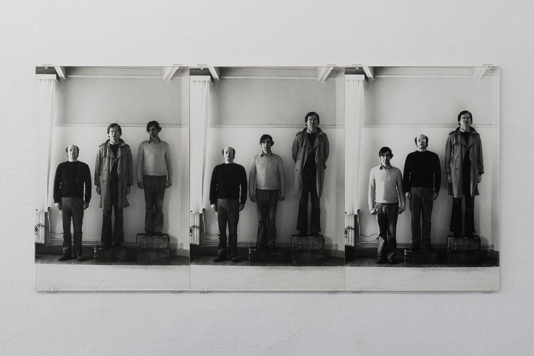 Portretten (Niveauverschillen), 1971 – 1972 | Espace Perdu_Chapter 1 | ProjecteSD