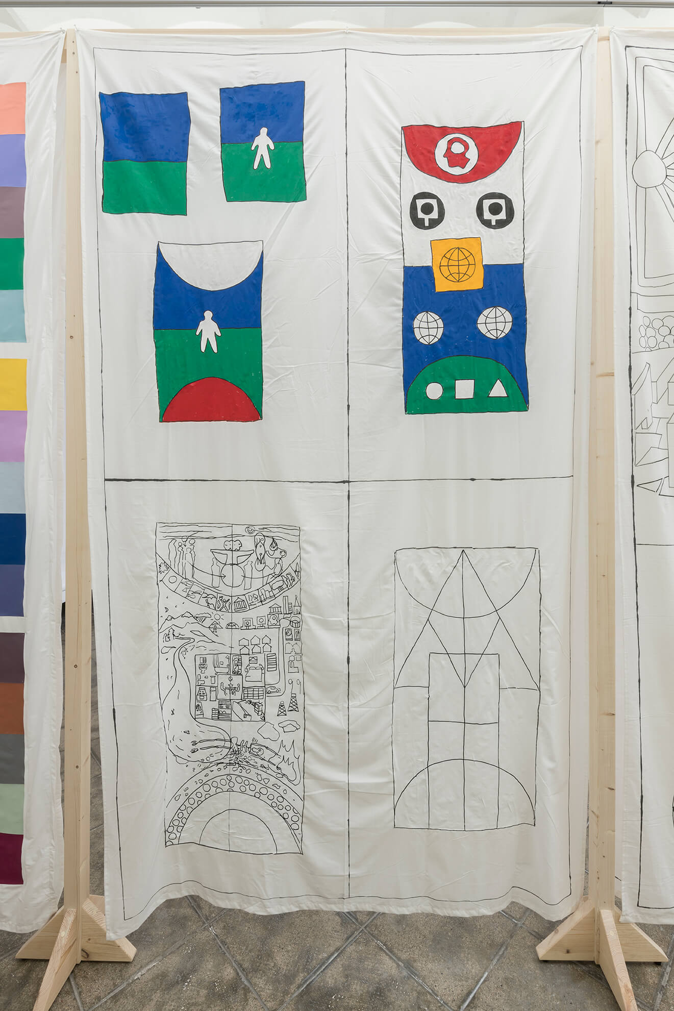 Untitled (Chart Nr.1), 2018   Representing The Work   ProjecteSD