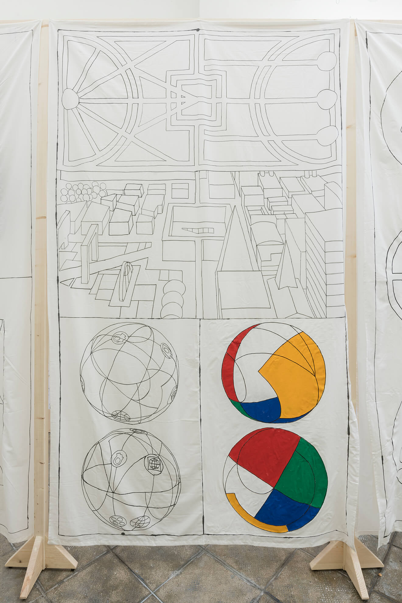 Untitled (Chart Nr.2), 2018   Representing The Work   ProjecteSD