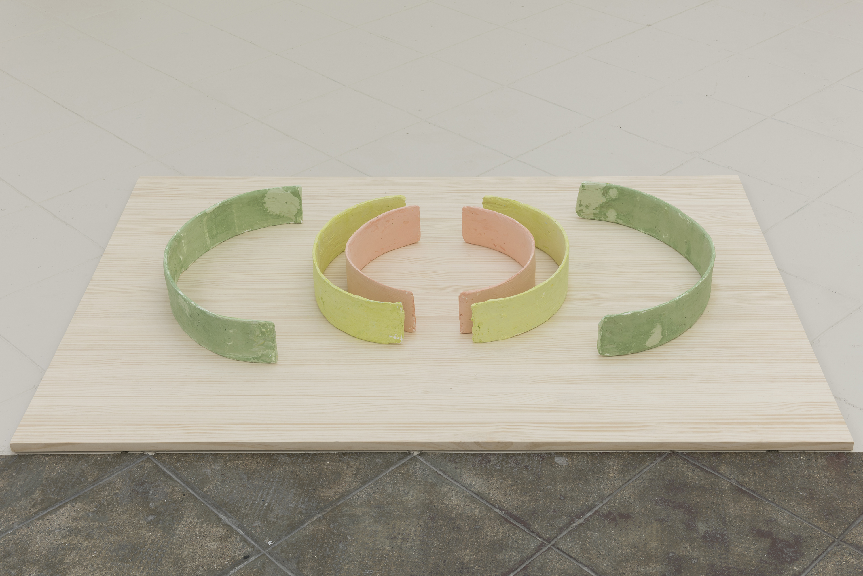 Maqueta #4 (Rings), 2015 | Formes Absents | ProjecteSD