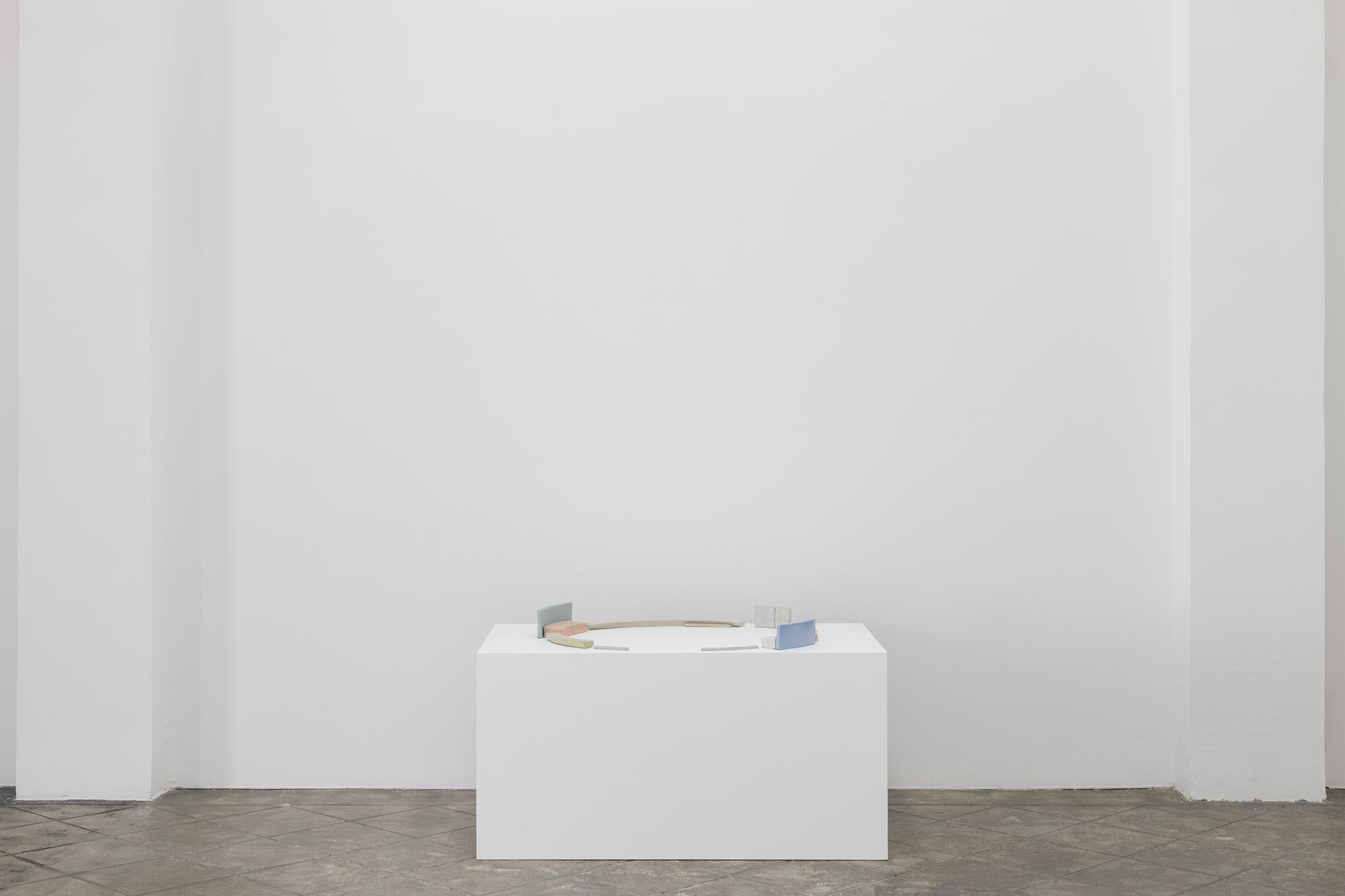 Installation view: Accrochage #4: Dauder, Jotta, Mendizabal & Oriol Aribau, ProjecteSD | Accrochage #4: Dauder, Jotta, Mendizabal & Oriol Aribau | ProjecteSD