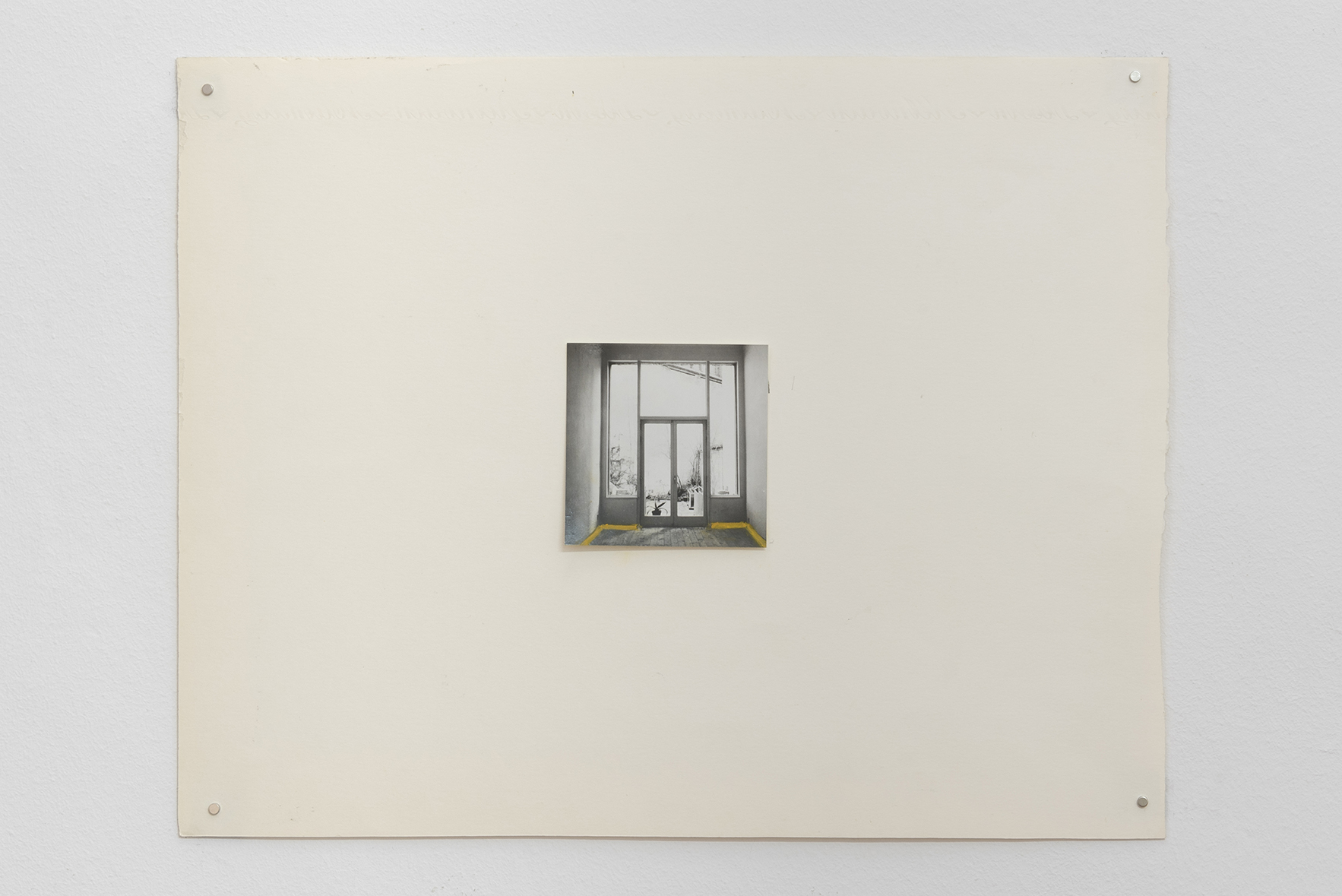 Untitled, 1980-1992 | Espace Perdu_Chapter 2 | ProjecteSD