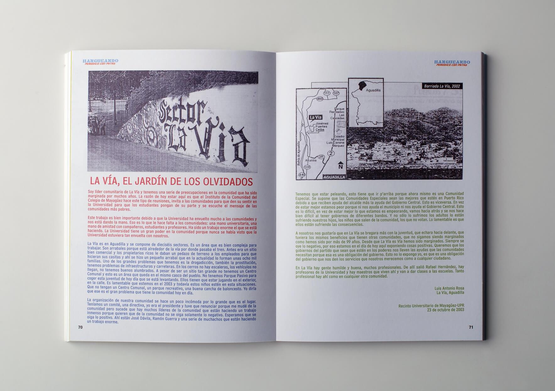 | Hangueando – Periódico de Cordel | ProjecteSD
