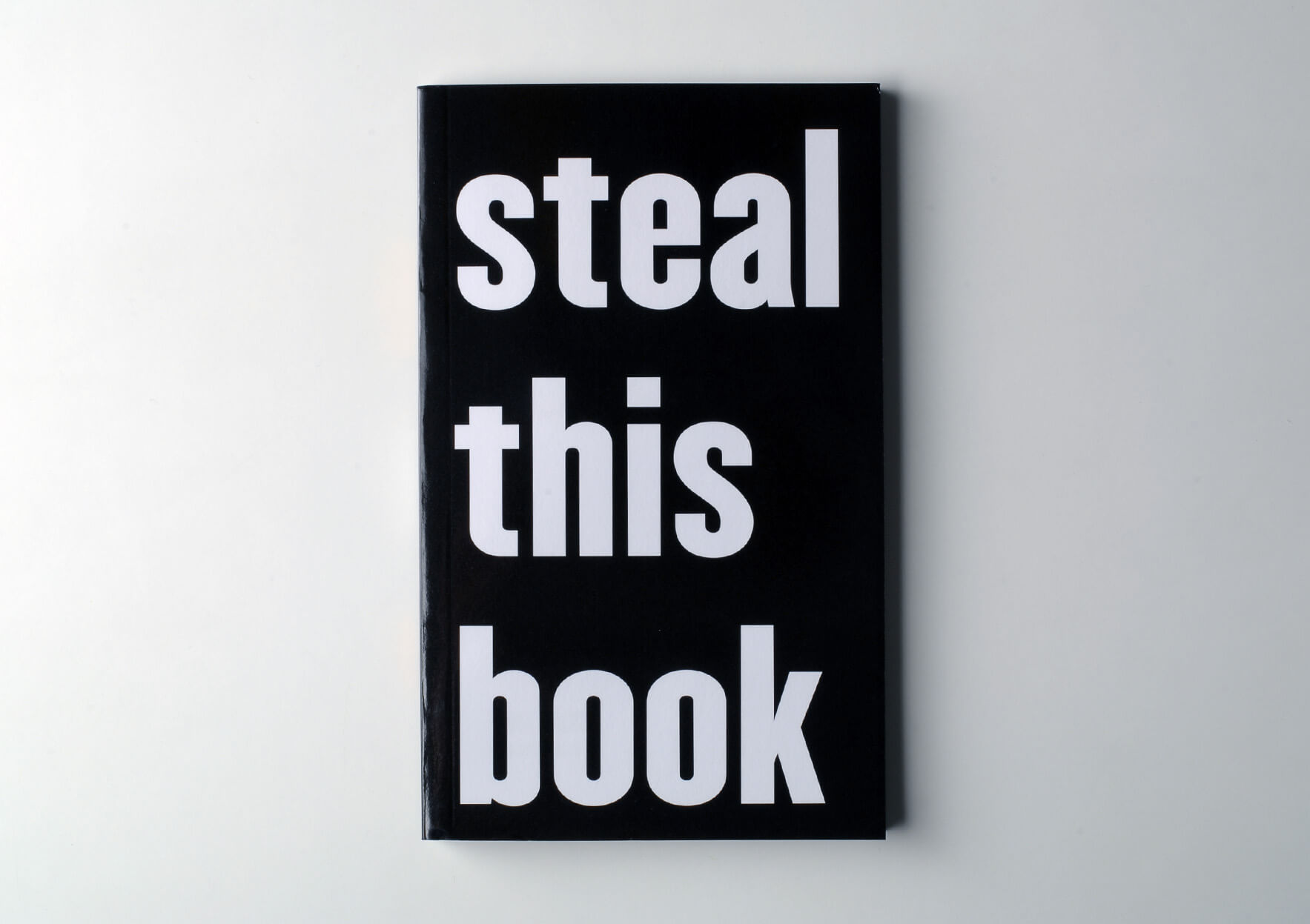 | Steal this book | ProjecteSD