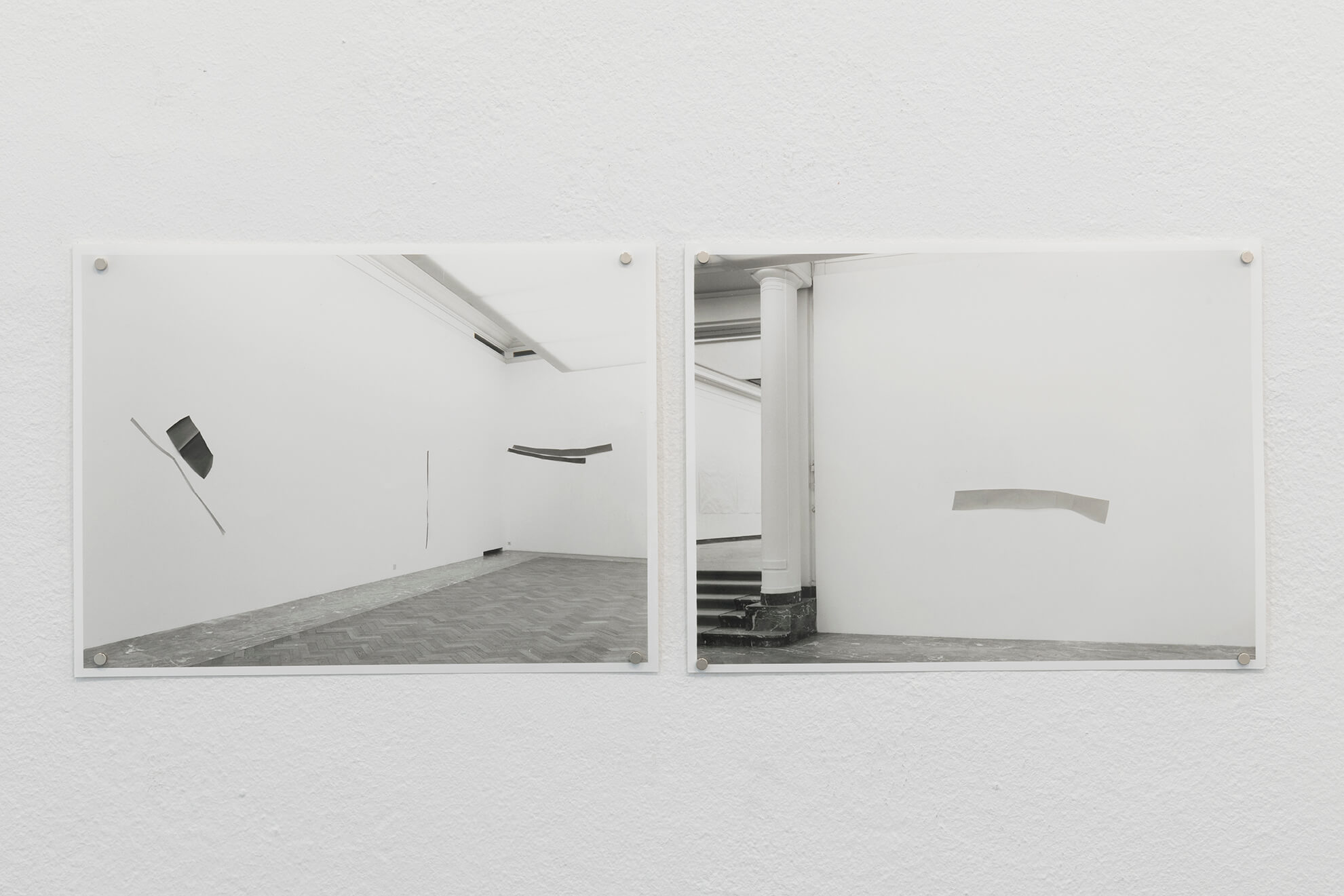 Two photographs (archive) | Espace Perdu_Chapter 2 | ProjecteSD
