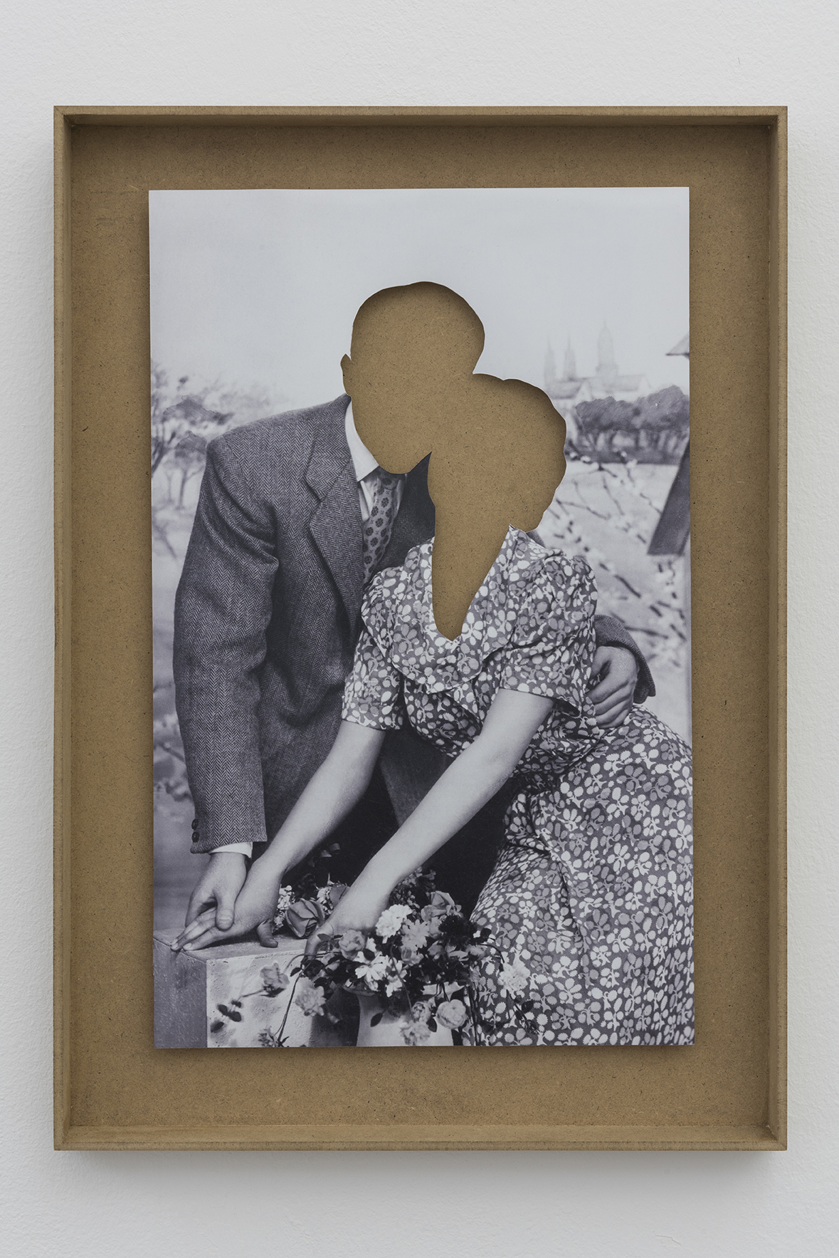 HANS-PETER FELDMANN. Love couple (2) , 2013 | ACCROCHAGE #1: Allen Ruppersberg et Al. | ProjecteSD