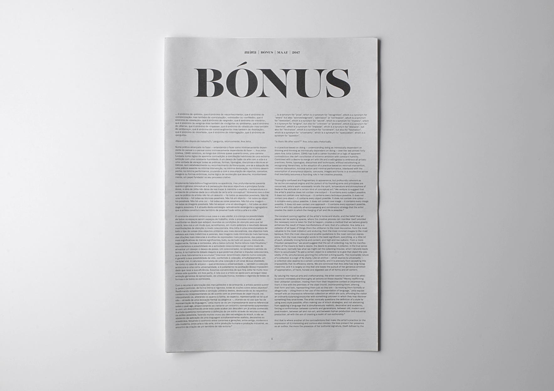 | Bónus | ProjecteSD