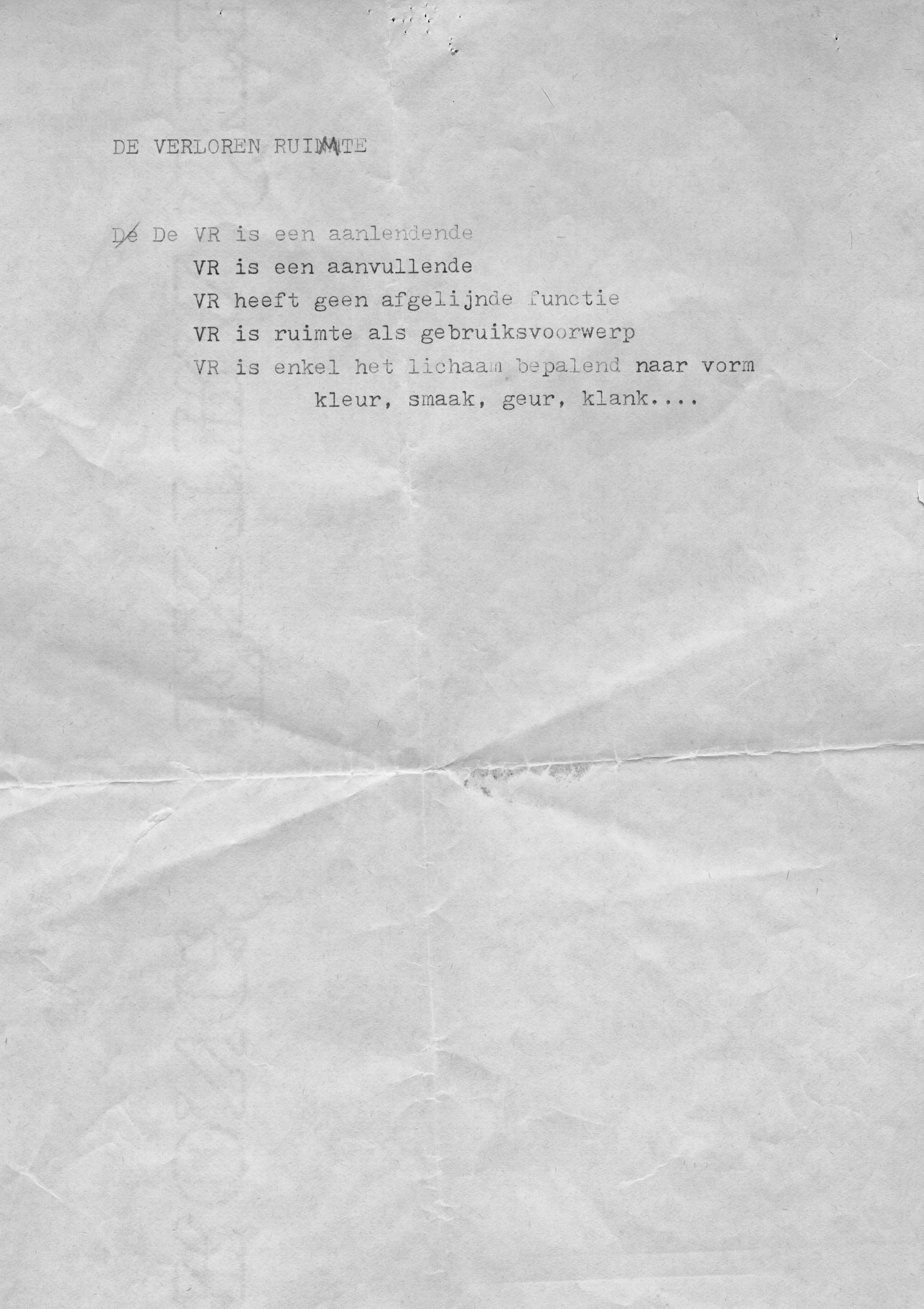 | Poster 16-PSD: Verloren Ruimte | ProjecteSD