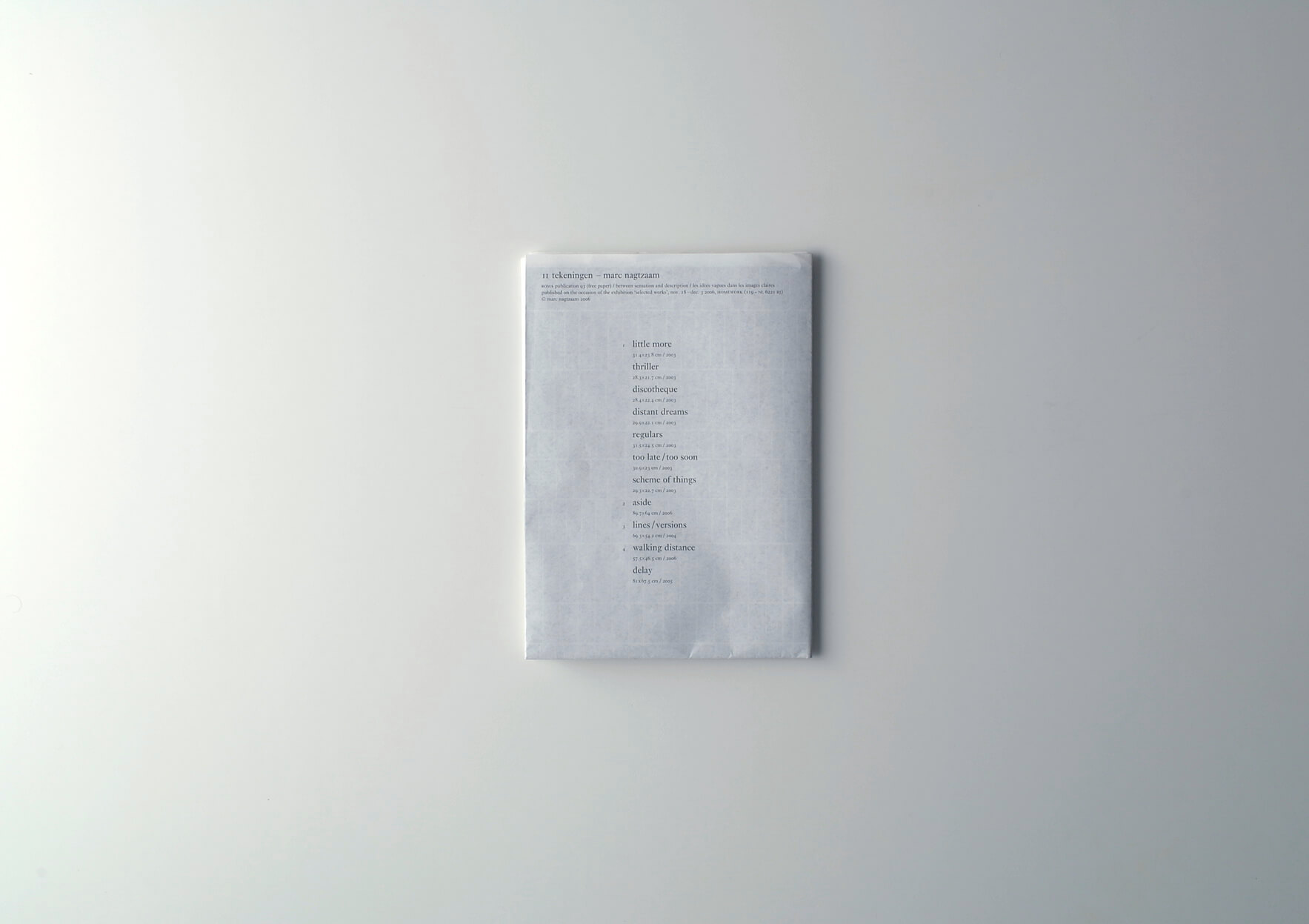 | 11 Tekeningen | ProjecteSD
