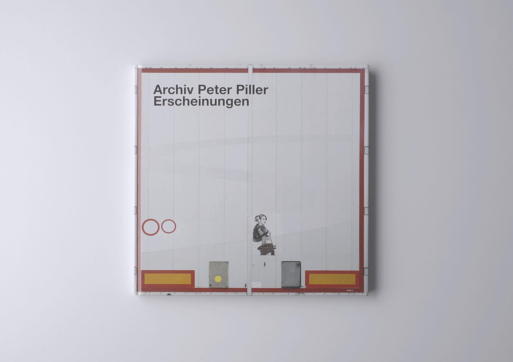 | Archiv Peter Piller. Erscheinungen | ProjecteSD