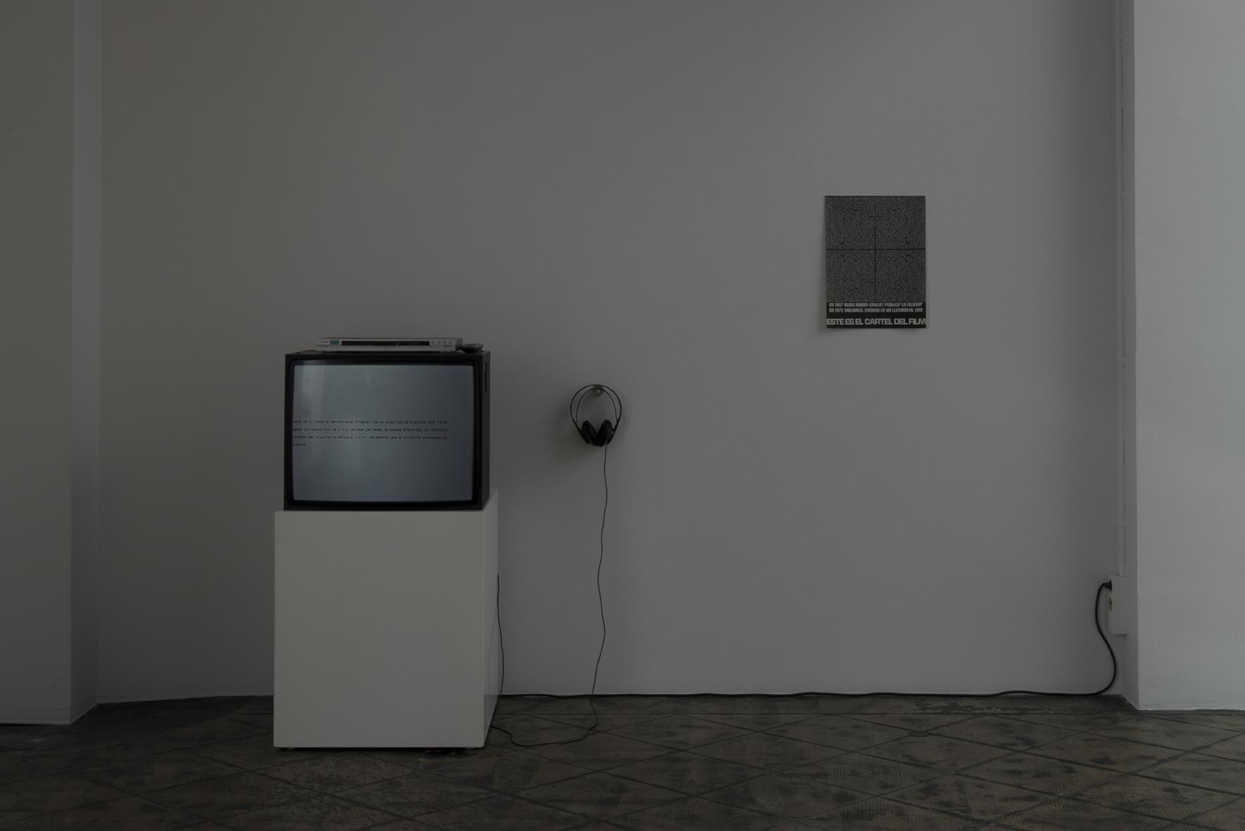 ISIDORO VALCÁRCEL MEDINA. La Celosía, 1972 | Close-Cropped Tales | ProjecteSD