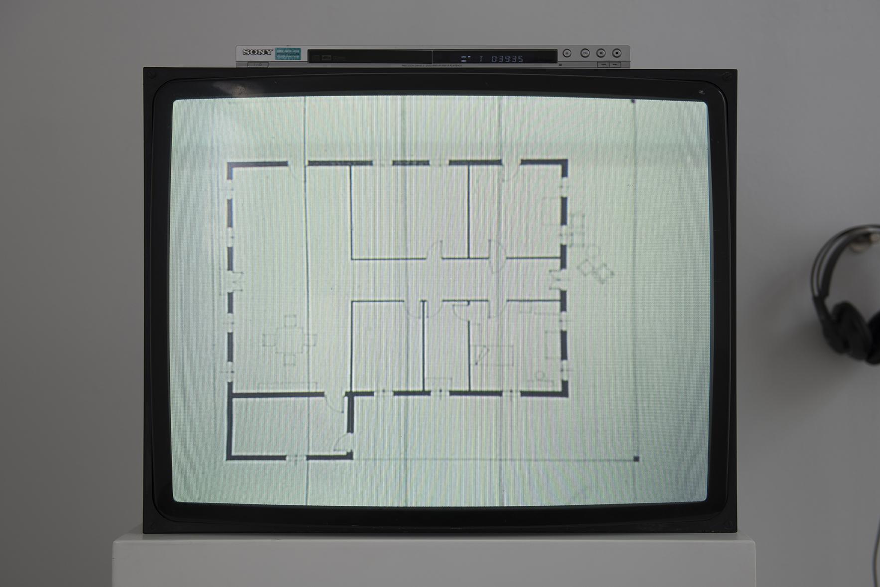 ISIDORO VALCÁRCEL MEDINA. La Celosía, 1972. (Detail) | Close-Cropped Tales | ProjecteSD