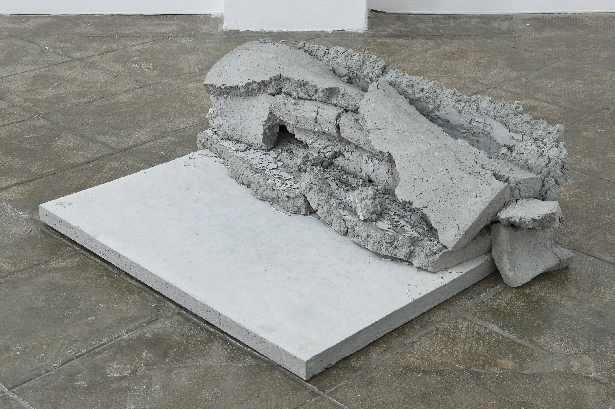CHRISTOPH WEBER. Not yet titled, 2013 | Map, Record, Picture, Sculpture | ProjecteSD