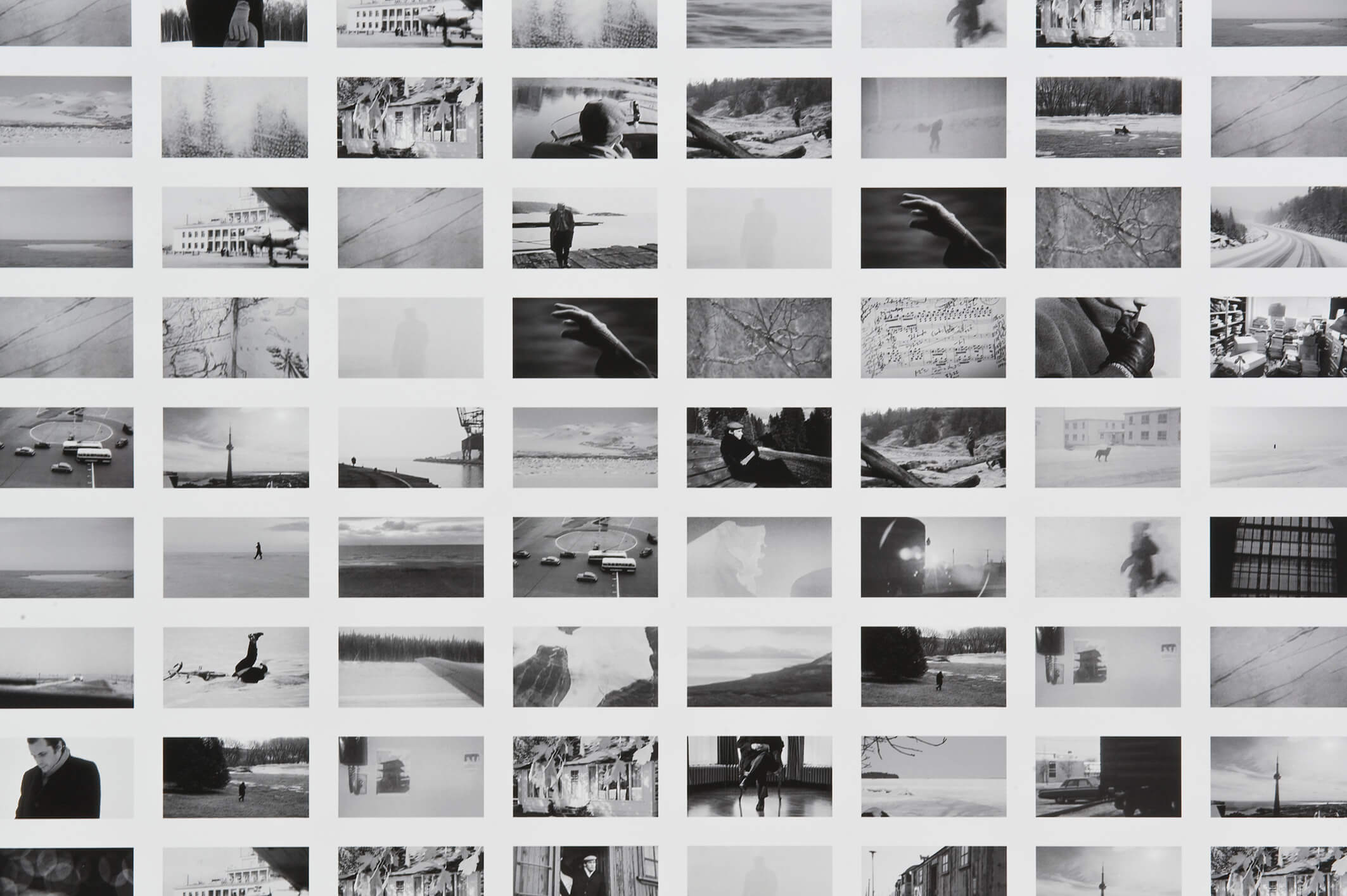 La idea del Norte: Fuga, 2014 (Detail) | La idea del Norte | ProjecteSD