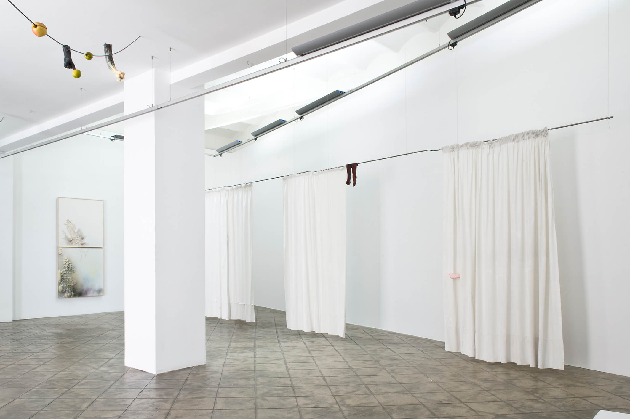 Installation view: The Constant Repetition of False, ProjecteSD, Barcelona, 2014 | The Constant Repetition of False | ProjecteSD