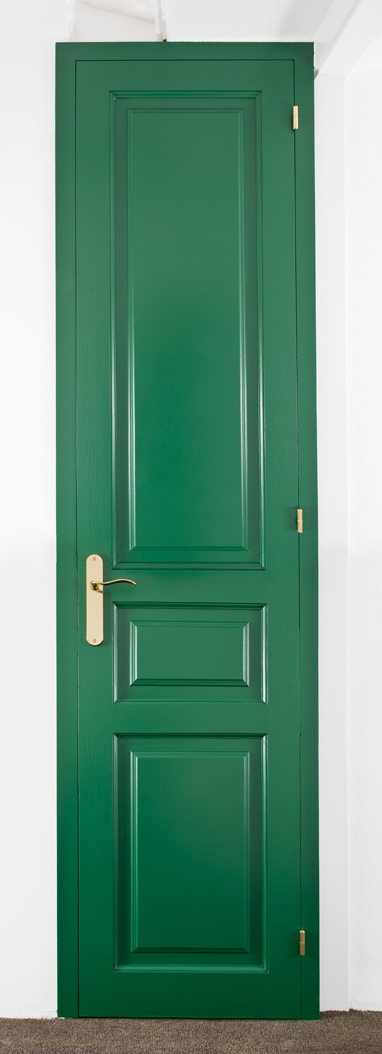 DORA GARCÍA. La Puerta Verde (The Green Door), 2013 | The Umbrella Corner. Chapters 4 and 5 | ProjecteSD