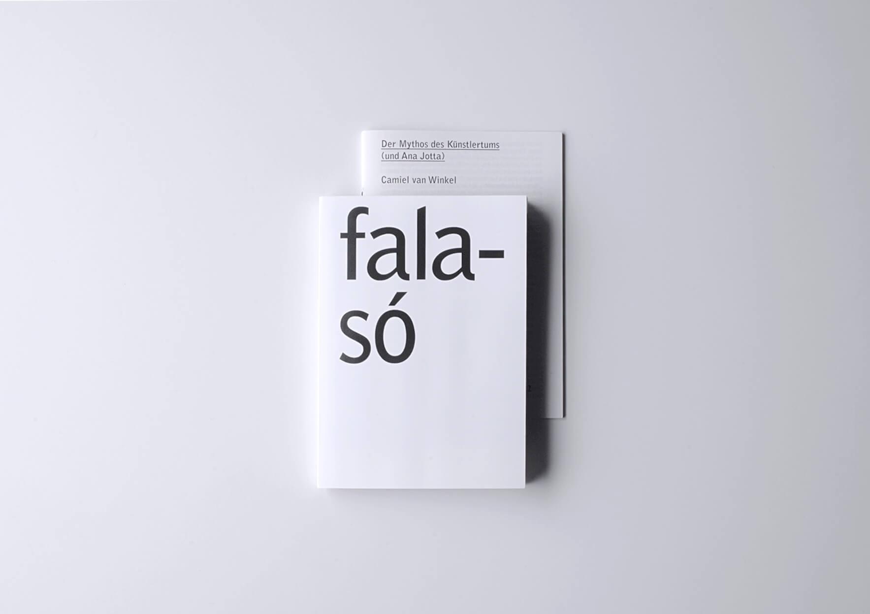 | Fala-só | ProjecteSD