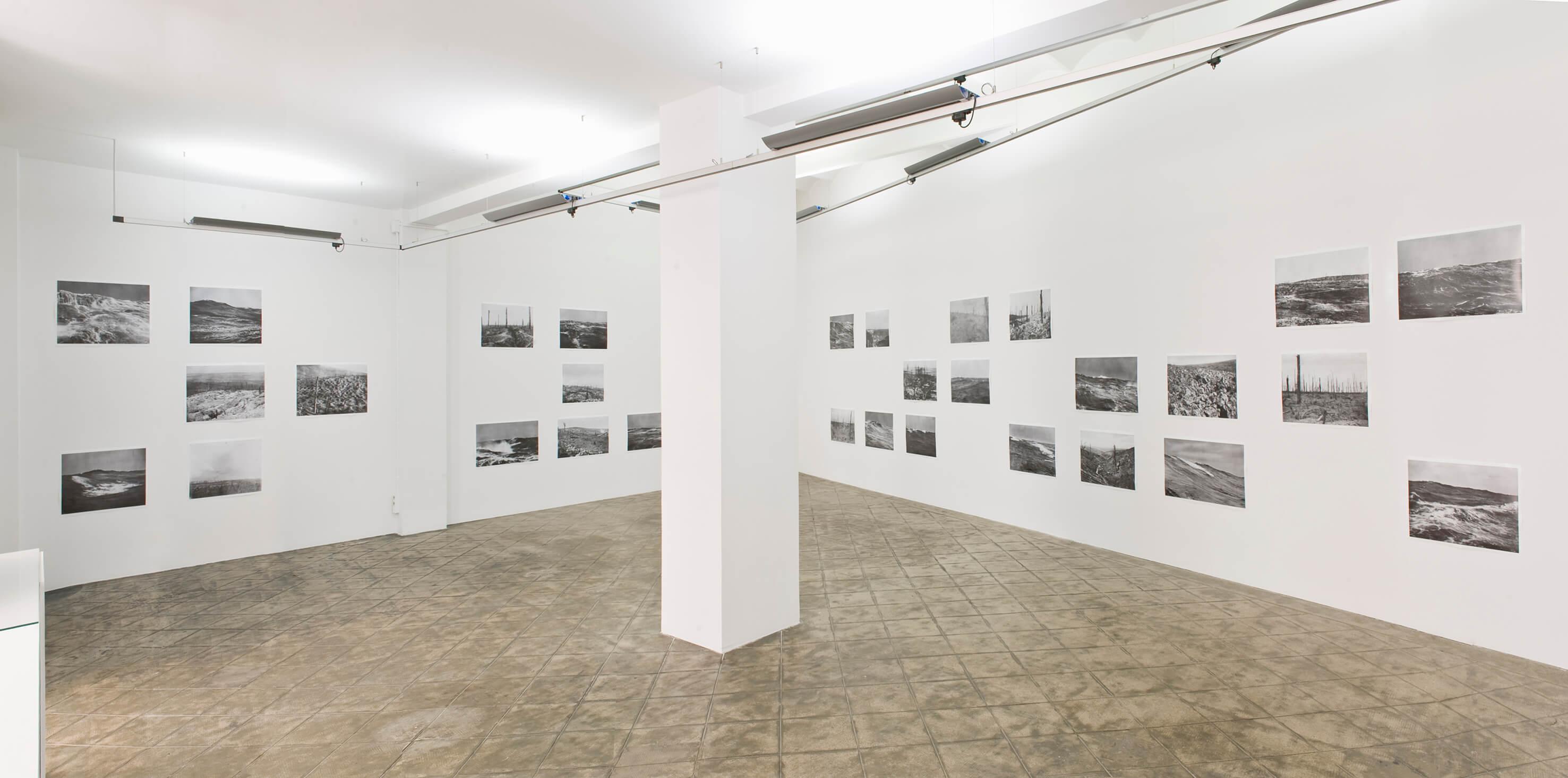 Installation view: Immer noch Sturm (Still Storming), ProjecteSD, Barcelona, 2012 | Immer Noch Sturm | ProjecteSD
