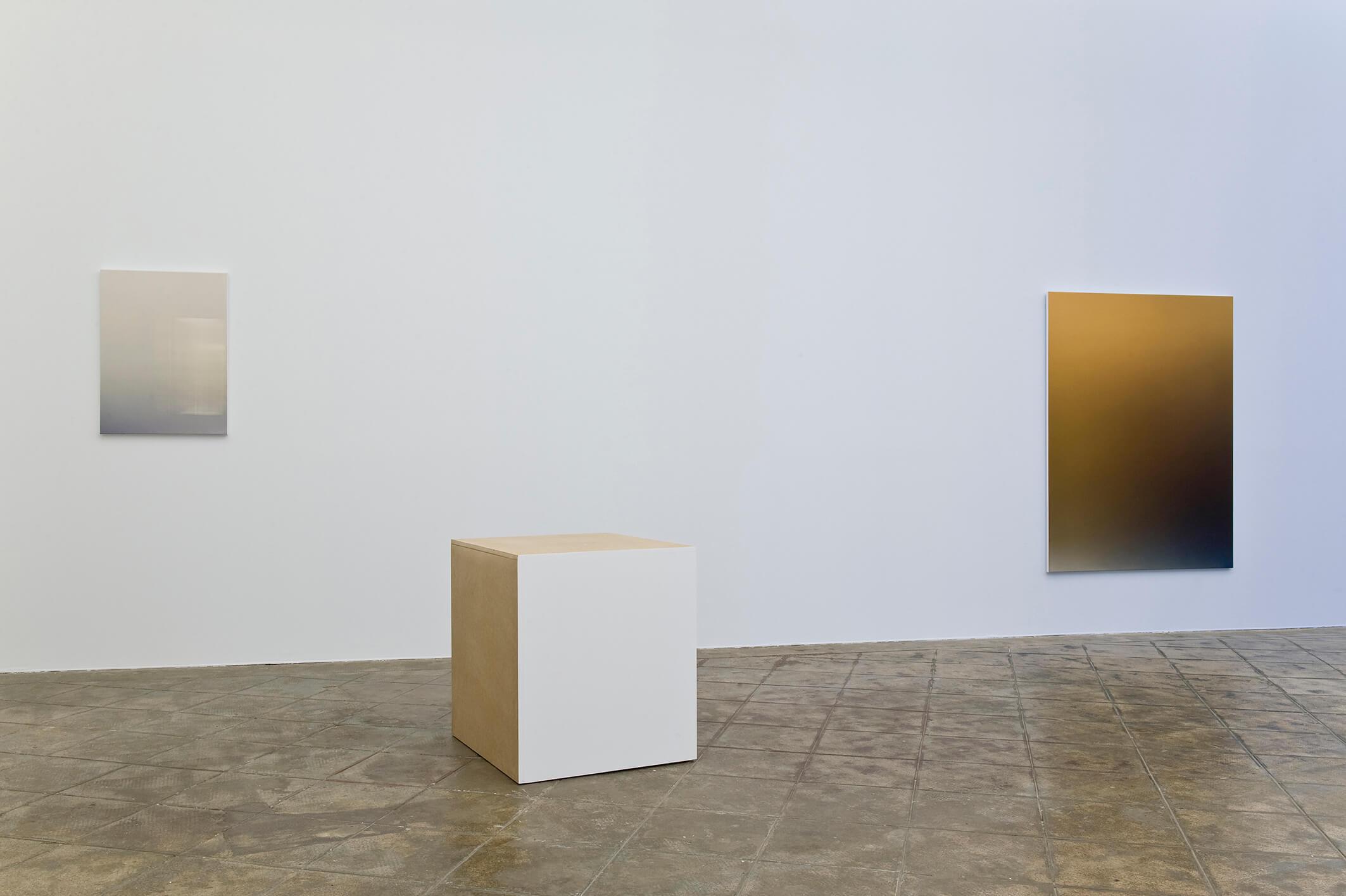 Installation view: Pieter Vermeersch, ProjecteSD, Barcelona, 2013 | Pieter Vermeersch | ProjecteSD