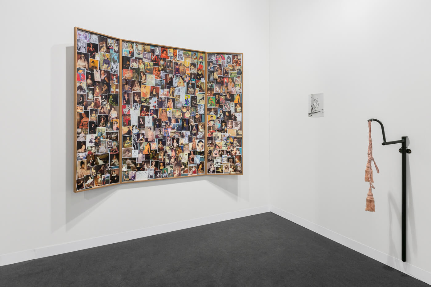Installation view: ProjecteSD, Hall 2.1, Booth L4   ART BASEL 2019   ProjecteSD