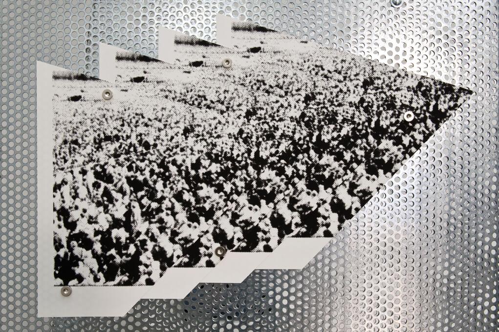 Sin Título (trama #2), 2012. (Detail) | Asier Mendizabal | ProjecteSD