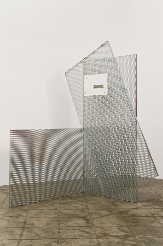Sin Título (trama #3), 2012 | Asier Mendizabal | ProjecteSD