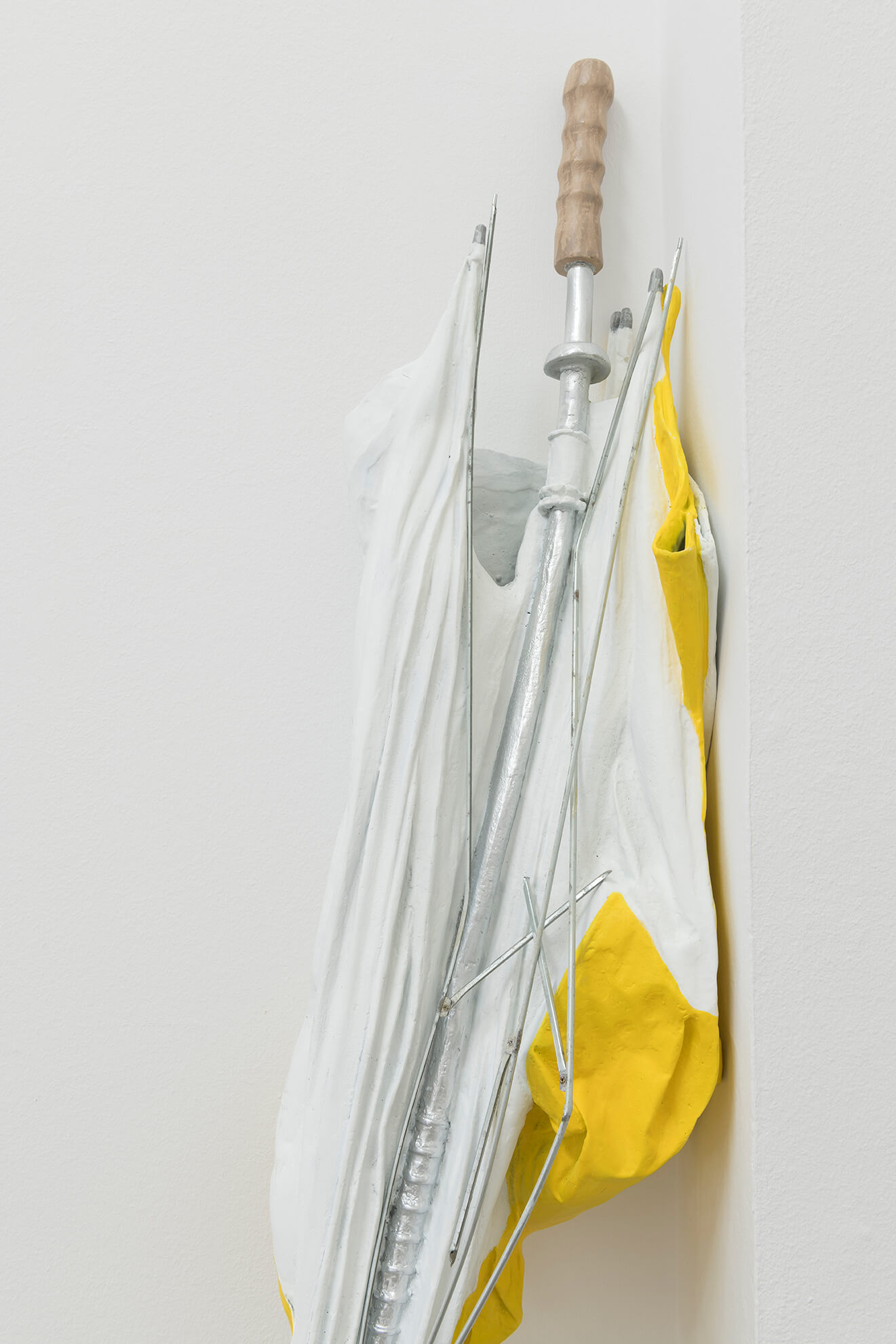 Precipitation (yellow and white), 2019. (Detail) | America | ProjecteSD