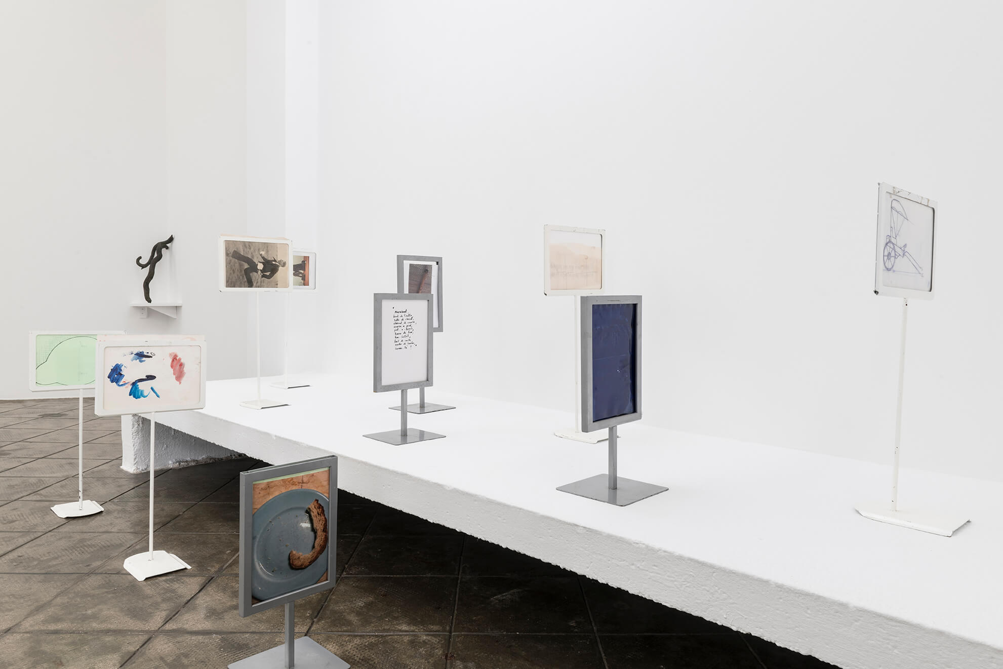 Installation view: Ana Jotta, ProjecteSD | Untitled | ProjecteSD